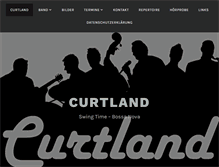 Tablet Preview of curtland.at